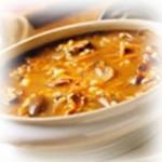 Суп вегетарианский с грибами