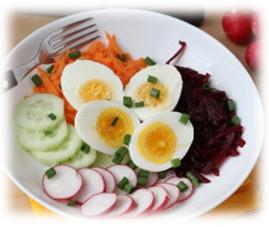Утренний салат